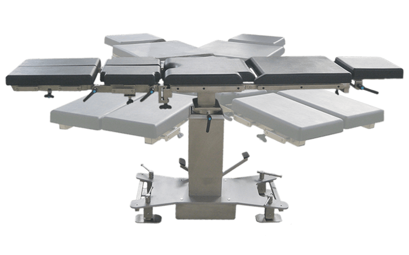 Operating Table Series F rotation table top